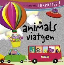 ANIMALS VIATGEN -CAFFERATA FLORENCIA-9788490374573