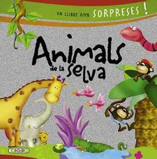 ANIMALS DE LA SELVA -CAFFERATA FLORENCIA-9788490374580
