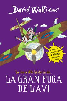 LA INCREÏBLE HISTÒRIA DE... LA GRAN FUGA DE L''AVI-WALLIAMS, DAVID-9788490435786