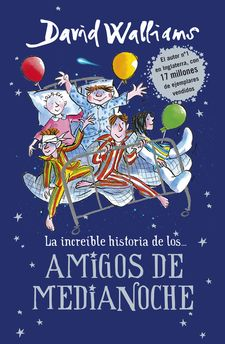 AMIGOS DE MEDIANOCHE -WALLIAMS, DAVID-9788490437742