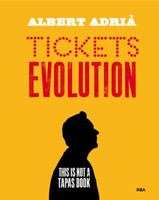 TICKETS EVOLUTION-ADRIA ACOSTA, ALBERT-9788490568712