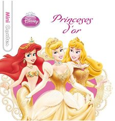 MINICONTES. PRINCESES D'OR -DISNEY-9788490574096