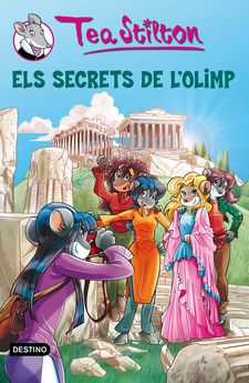 ELS SECRETS DE L''OLIMP -STILTON, TEA-9788490578308