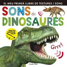 SONS DE DINOSAURES -LITTLE TIGER PRESS-9788490578704