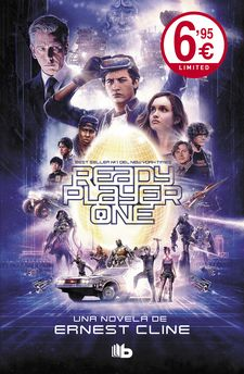 READY PLAYER ONE-CLINE, ERNEST-9788490707234