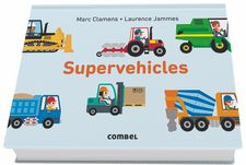 SUPERVEHICLES -CLAMENS, MARC / JAMMES, LAURENCE-9788491012597