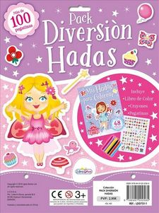 HADAS PACK DIVERSION -AA.VV-9788491202585