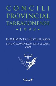 CONCILI PROVINCIAL TARRACONENSE - 1995-CET (CONFERÈNCIA EPISCOPAL TARRACONENSE)-9788491362791