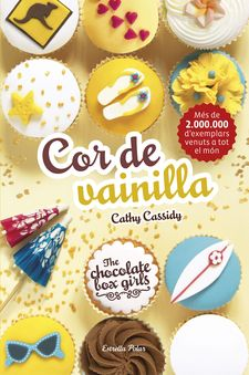 COR DE VAINILLA: THE CHOCOLATE BOX GIRLS-CASSIDY, CATHY-9788491372684