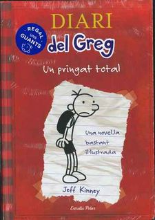 PACK DIARI GREG 1+GUANTS -KINNEY , JEFF-9788491374350