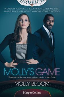 MOLLY'S GAME -BLOOM, MOLLY-9788491392071
