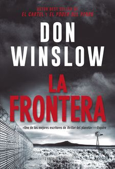 LA FRONTERA-WINSLOW, DON-9788491393511