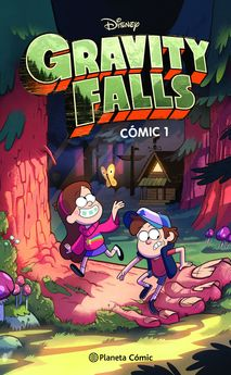 GRAVITY FALLS Nº 01/05-DISNEY-9788491738558
