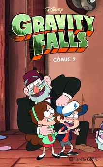 GRAVITY FALLS Nº 02/05-DISNEY-9788491738565