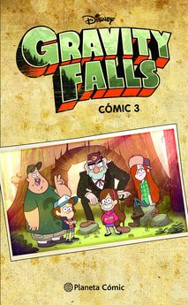 GRAVITY FALLS Nº 03/05-DISNEY-9788491738572