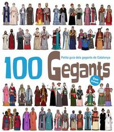 100 GEGANTS. VOLUM 2 -MASSANA, HERIBERT/JUANOLO-9788492745937