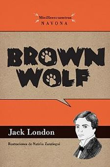 BROWN WOLF-LONDON, JACK-9788492840328