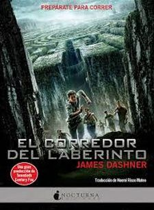 EL CORREDOR DEL LABERINTO-DASHNER, JAMES-8493801311