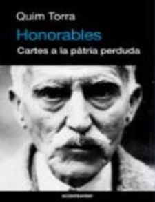 HONORABLES-TORRA, QUIM-9788493889715