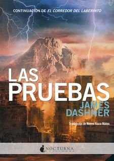 LAS PRUEBAS -DASHNER, JAMES-9788493920005
