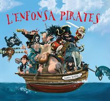 L'ENFONSA PIRATES-DUDDLE, JONNY-9788494454875