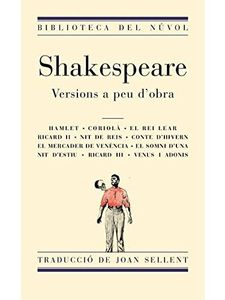 VERSIONS A PEU D'OBRA -WILLIAM SHAKESPEARE-9788494494857
