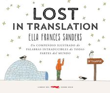 LOST IN TRANSLATION -FRANCES SANDERS, ELLA-978-84-945123-3-9