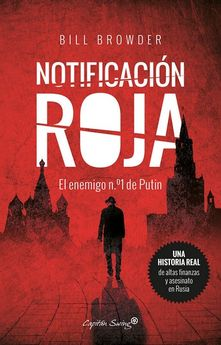 NOTIFICACIÓN ROJA-BROWDER, BILL-9788494588631