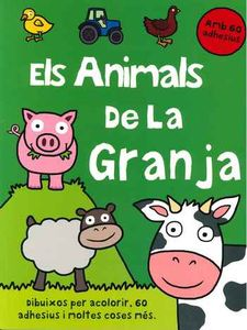 ELS ANIMALS DE LA GRANJA-PRIDDY, ROGER-9788494626869