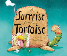 A SURPRISE FOR MRS. TORTOISE-PAULA MERLÁN / SONJA WIMMER-9788494633348