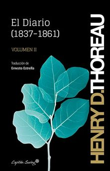 EL DIARIO (1837-1861)-HENRY DAVID THOREAU-9788494705106