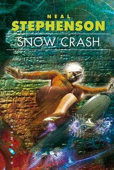 SNOW CRASH-STEPHENSON, NEAL-9788496208322
