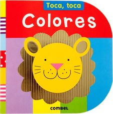 COLORES -LADYBIRD BOOKS LTD-9788498259322