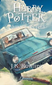 HARRY POTTER Y LA CÁMARA SECRETA -ROWLING, J. K.-9788498386325