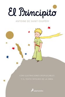EL PRINCIPITO (POP-UP)-SAINT-EXUPÉRY, ANTOINE DE-9788498386707