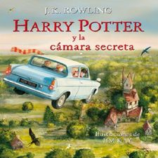 HARRY POTTER Y LA CÁMARA SECRETA -ROWLING, J.K.-9788498387636
