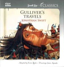GULLIVER STRAVELS -SWIFT,JONATHAN-9788498458510