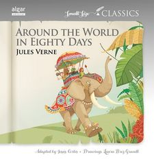 AROUND THE WORLD IN EIGHTY DAYS-VERNE, JULES-9788498458572