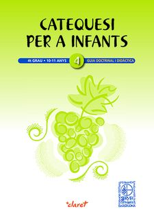 CATEQUESI PER A INFANTS 4º.GUIA DOCTRINAL-BASSO, FREDERIC-9788498466911