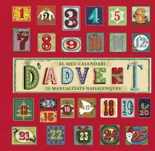 EL MEU CALENDARI D'ADVENT -CHILDREN' S BOOKS, QUARTO-978-84-9906-560-1