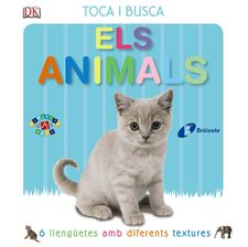 TOCA I BUSCA. ELS ANIMALS -DORLING KINDERSLEY-9788499065656