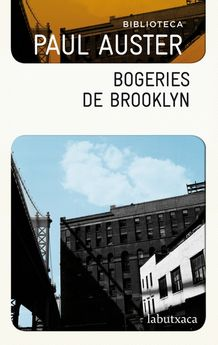 BOGERIES DE BROOKLYN-PAUL AUSTER-9788499304533