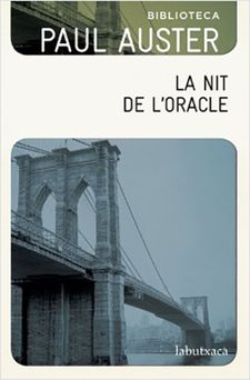 LA NIT DE L'ORACLE -PAUL AUSTER-9788499306179