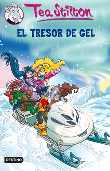 EL TRESOR DE GEL -TEA STILTON-849932376