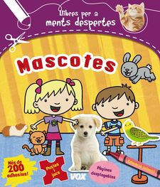 MENTS DESPERTES. MASCOTES -LAROUSSE EDITORIAL-978-84-9974-163-5
