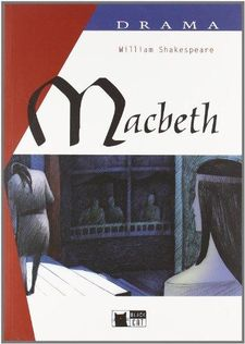 MACBETH DRAMA+CD N/E -SHAKESPEARE, WILLIAM-9788853008473