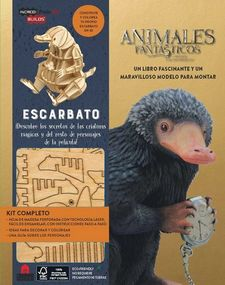 INCREDIBUILDS ANIMALES FANTÁSTICOS ESCARBATO -AAVV-9788893670111