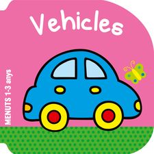 VEHICLES -BALLON-9789037492927