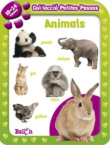 ANIMALS -AAVV-9789037493061