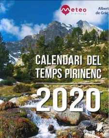 2020 CALENDARI DEL TEMPS PIRINENC-VARIS AUTORS-9789201748553